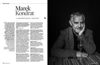 Marek-Kondrat-szary